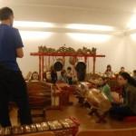 Gamelan, Christmas 2011